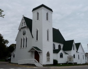 Digby United Baptist Church building