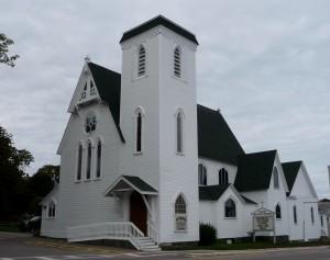 Digby United Baptist Church building